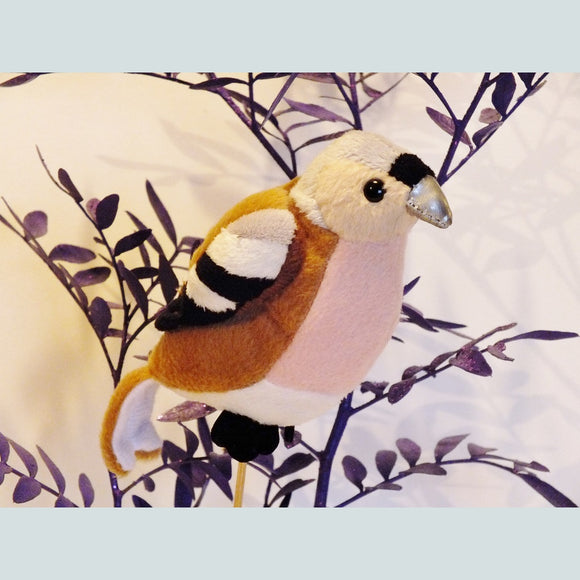Chaffinch Finger Puppet - The Nature Bug