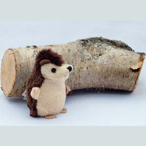 Hedgehog Finger Puppet - The Nature Bug