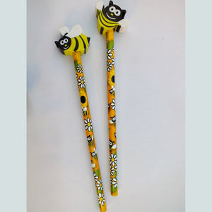 Honey Bee Pencils - The Nature Bug