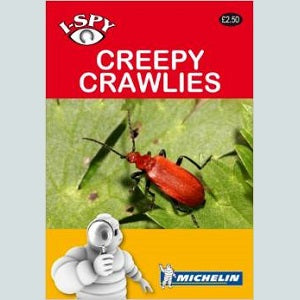 I Spy Creepy Crawlies - The Nature Bug