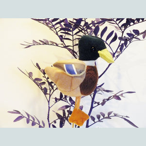 Mallard Finger Puppet - The Nature Bug