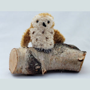 Owl Finger Puppet - The Nature Bug