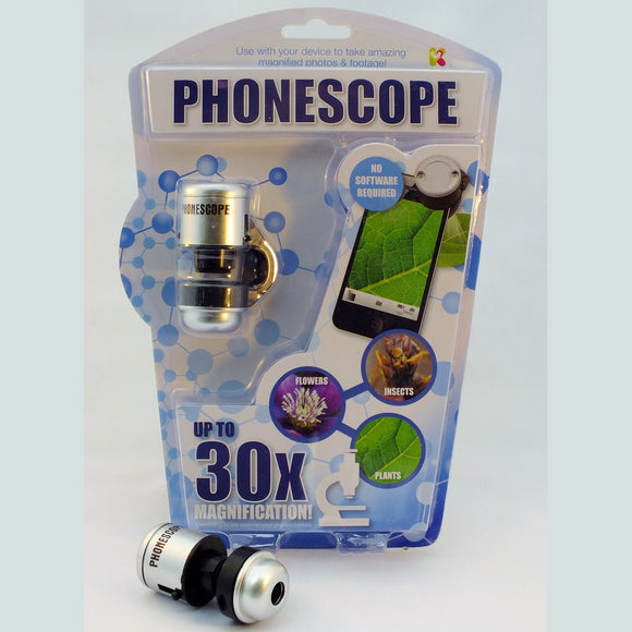 Phonescope - The Nature Bug