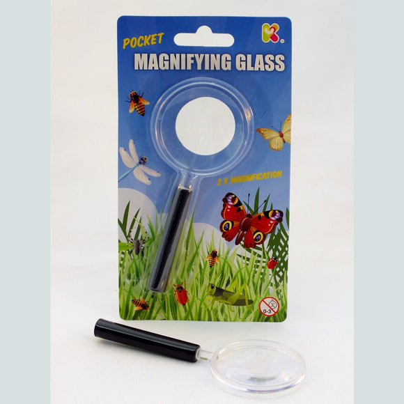 Pocket Magnifying Glass - The Nature Bug