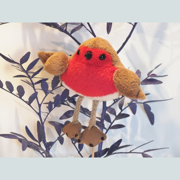 Robin Finger Puppet - The Nature Bug