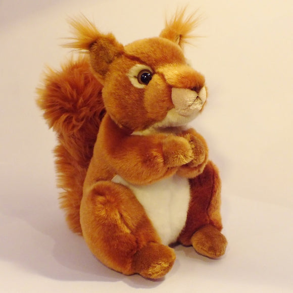 Squirrel Soft Toy - The Nature Bug