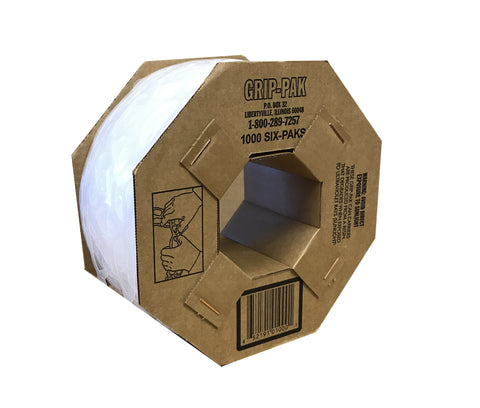 Grip-Pak™ Pack Ring Roll (1000 units)