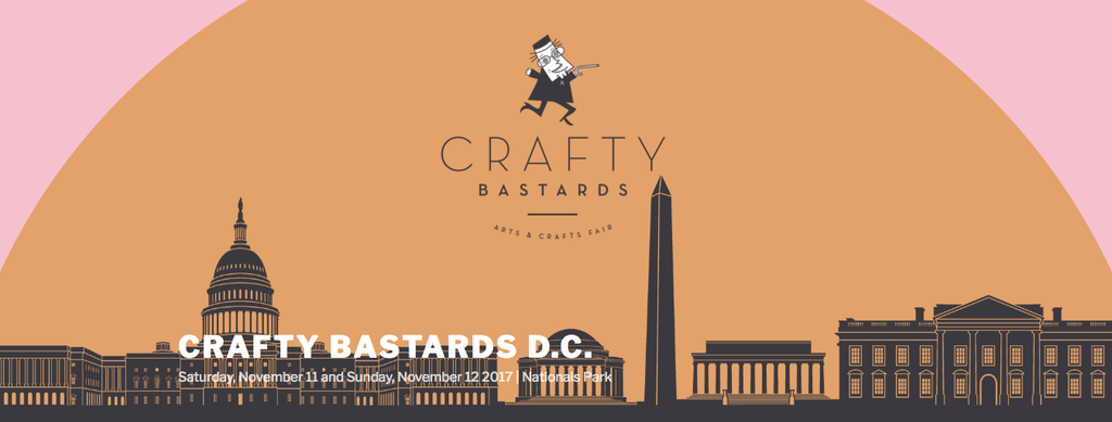 See You At Crafty Bastards this November!