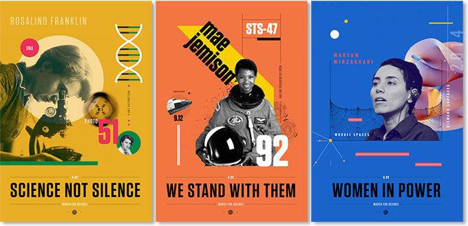 Marching For Science? Snag These Gorgeous Free Downloads