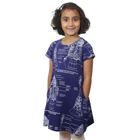Apollo Blueprint Kids' Dress