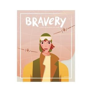 Bravery Magazine Issue 5 - Amelia Earhart and Bessie Colman