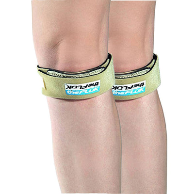 2-Pack The Fluk Knee Strap for Gymnastics & Cheerleading