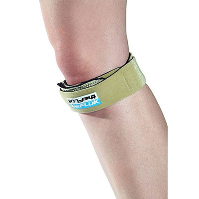 The Fluk™ Knee Strap For Gymnastics & Cheerleading