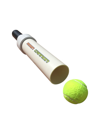 Tennis Ball Gun Attachment