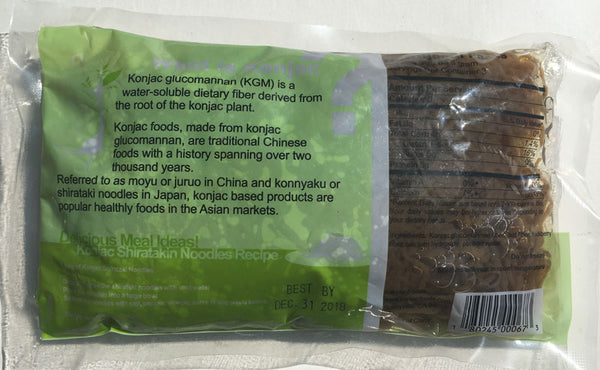 Konjac Shirataki Oat Blackberry Fiber Pasta - Angel Hair 8.8oz (Pack of 24)