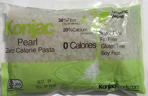 Konjac Shirataki Mini Pearls 8.8oz (24 bag)