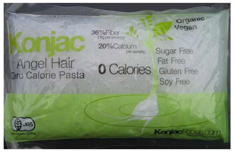 Konjac Shirataki Angel Hair Noodles - 8.8 oz - 24 Bags