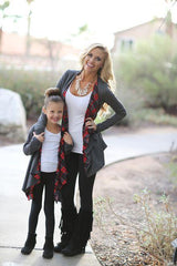 Mommy & Me Matching Cardigans