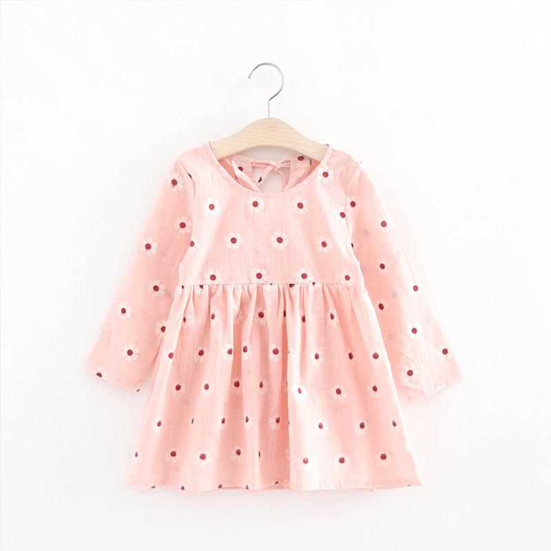 Sophia Dress | Light Pink