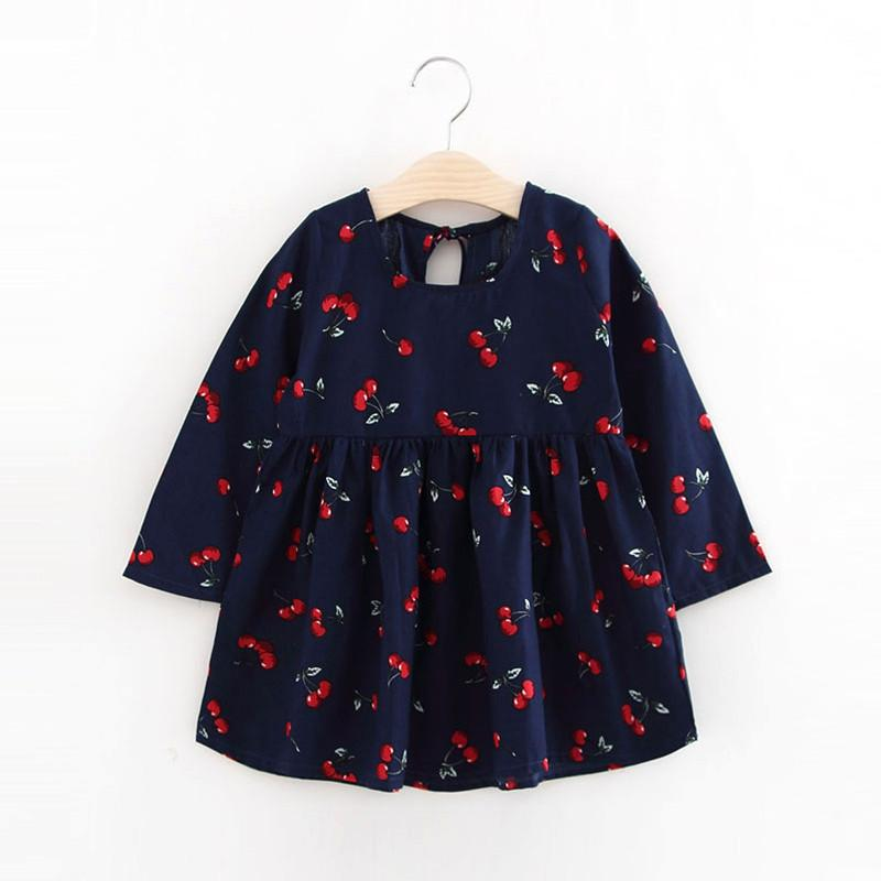 Sophia Dress | Dark Blue