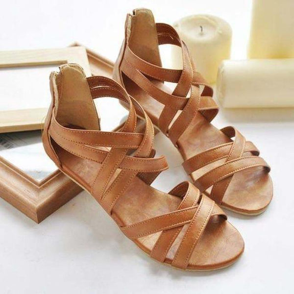 Adelaide Cross Sandal
