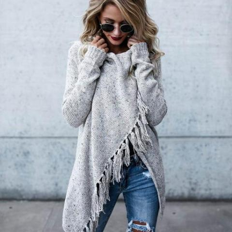Montana Criss Cross Cardigan