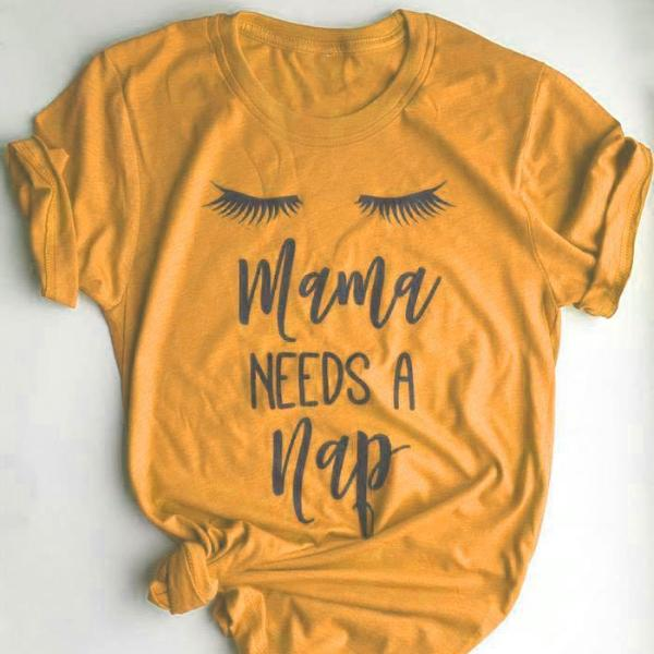 Mama Needs A Nap Essential Tee