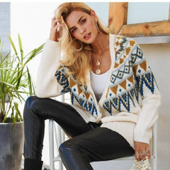 Fairway Fall Cardigan