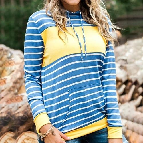 Brookside Striped Pullover