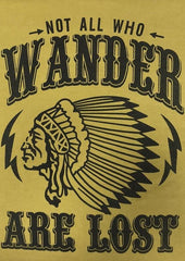 Not All Who Wander Essential Tee