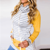 Waco Striped Pullover