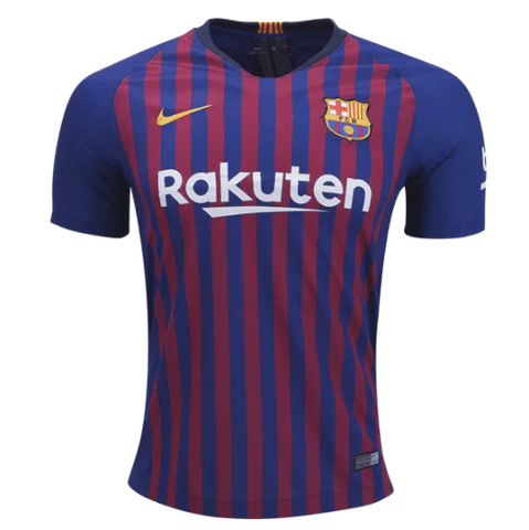 Camisa Barcelona 18/19 Local (Fan Version)
