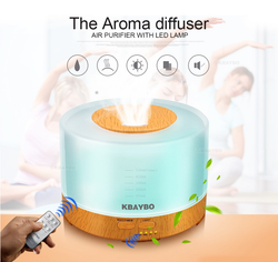 Remote Control Ultrasonic Essential Oil Diffuser