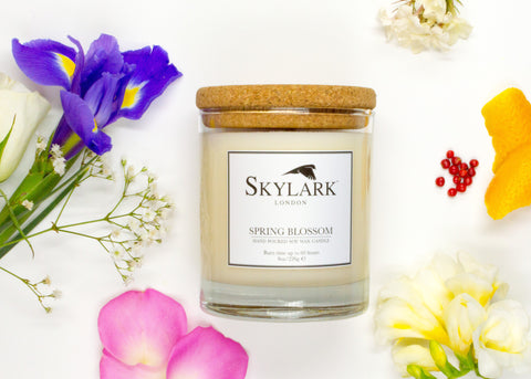 Spring Blossom by Skylark Candles