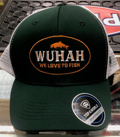 Wuhah Trucker Hat