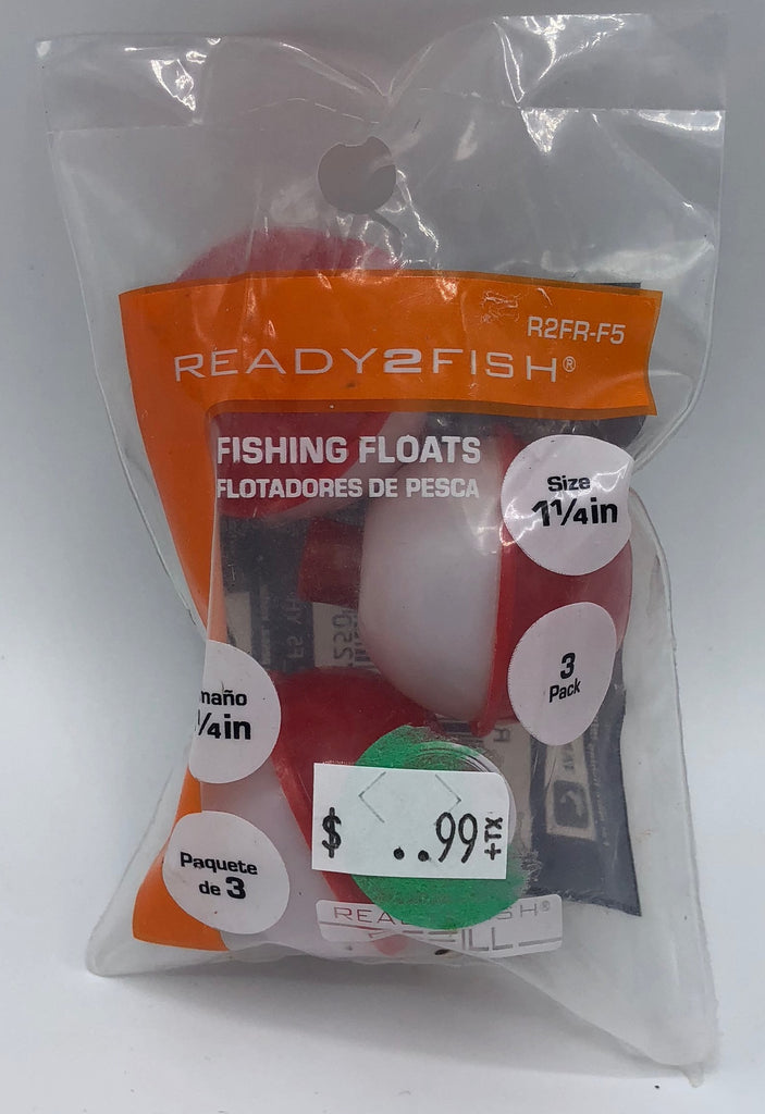 Ready 2 Fish Bobbers | 1 1/4 in