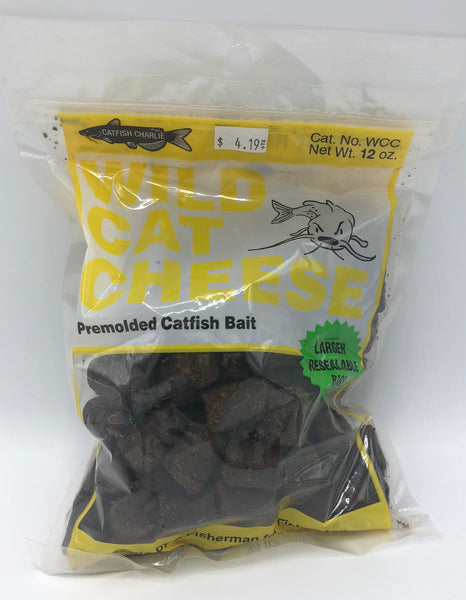 Catfish Charlie Wildcat Dough Balls | 12 oz