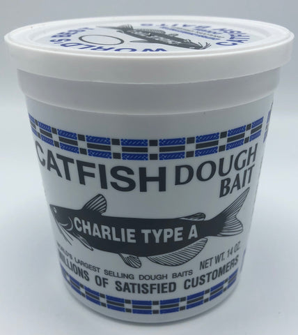 Catfish Charlie Dough Bait | 14 oz