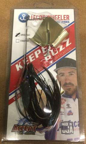 "Accent Jacob Wheeler ""Original"" Buzzbait"