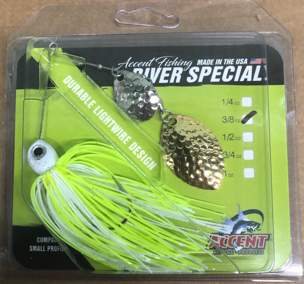 "Accent Fishing ""River Special"" 