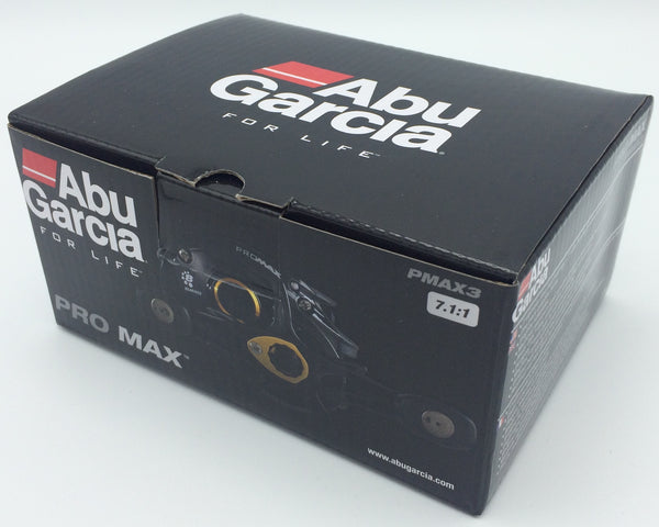 Abu Garcia Pro Max Low Profile | Right Handed