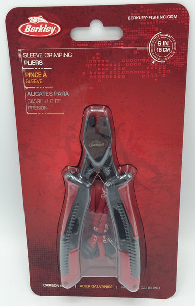 Berkley XCD Sleeve Crimping Pliers