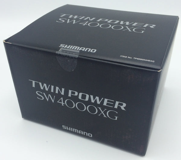 Shimano Twin Power SW | 4000XG