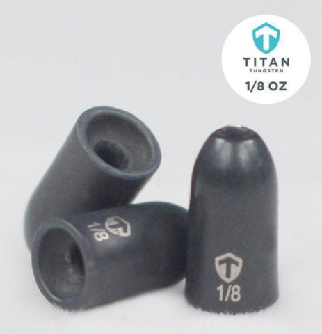 Titan Tungsten | Pro-Series Worm Weight