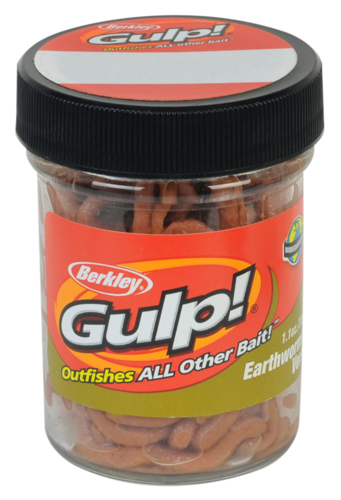 Berkley gulp Brown