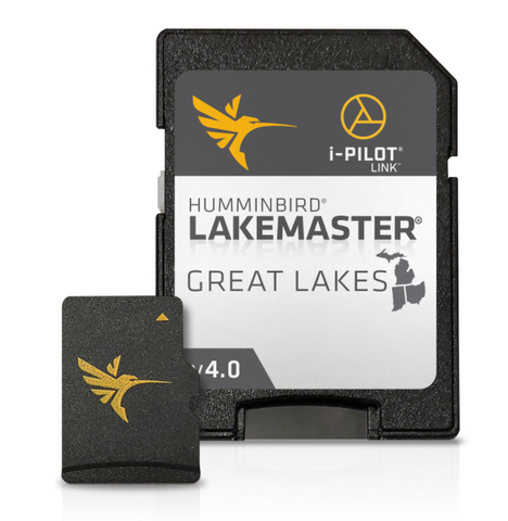 HUmminbird Lakemaster