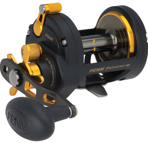 PENN Fathom Star Drag Reel | 40