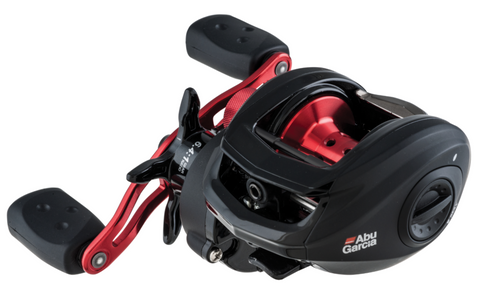 Abu Garcia Black Max Low Profile | Right Handed