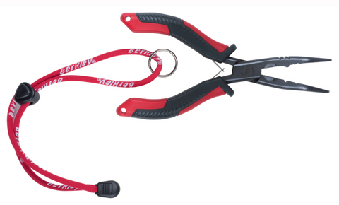 Berkley 6 Inch XCD Straight Nose Pliers