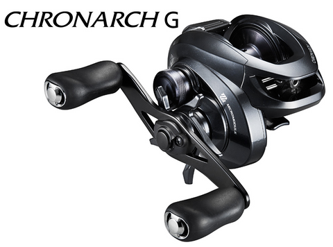 Shimano Chronarch G Low Profile | 151HG | Left Handed
